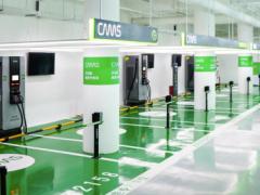 开迈斯首批超级充电站在北京正式上线